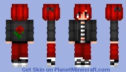 Wild Rose Minecraft Skin