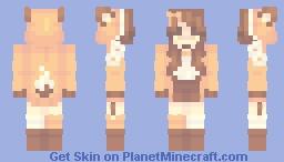 double take Minecraft Skin