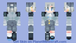 Icy Cold -CE Minecraft Skin