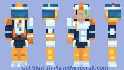 Miles but Future Minecraft Skin