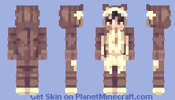 That's *ruff* buddy - Contest entry (Looks better in the editor view lol) Minecraft Skin