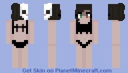 Boo! ~*~  Skin base. Minecraft Skin