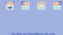 Alpha Persona PLUSH!11!!1! Minecraft Skin