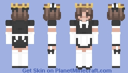 ,+' Behave '+, (maidsona) Minecraft Skin