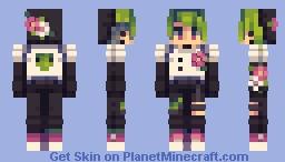 Floating | Skin Trade Minecraft Skin