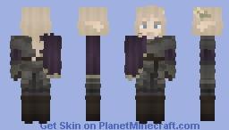 [x] Elven Hipster Minecraft Skin