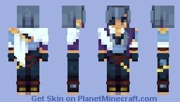 dont get frostbite Minecraft Skin