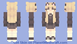 locked out of heaven Minecraft Skin