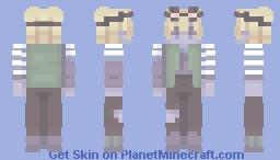 mangled sector Minecraft Skin