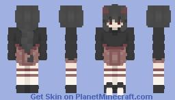 d e m o n i c Minecraft Skin