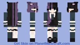 worlds away Minecraft Skin