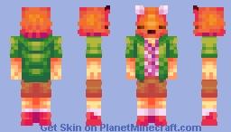 Daniel, but Hotline Miami'ed (Contest maybe?) Minecraft Skin