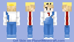 Jimin - Gogo (Heart Vers.) Minecraft Skin