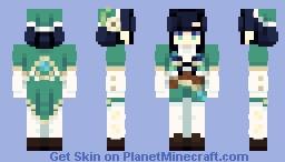 tone deaf bard Minecraft Skin