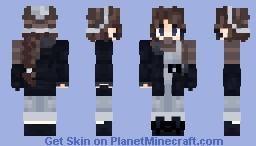Winter In July? Minecraft Skin