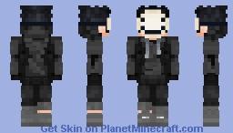 LazyGlitch Skin Minecraft Skin