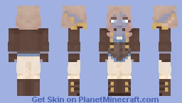 victorian steampunk pirate badass chick Minecraft Skin