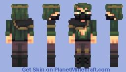 𝘼𝙬𝙚𝙨𝙖𝙢𝙙𝙪𝙙𝙚 // Manhunt Skins Series, #1 of 6 Minecraft Skin