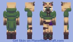 𝘼𝙣𝙩𝙛𝙧𝙤𝙨𝙩 // Manhunt Skins Series, #3 of 6 Minecraft Skin
