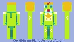 keroro Minecraft Skin
