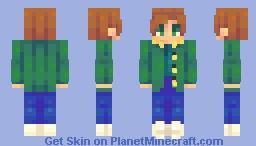 Stardew Series ~ Alex Minecraft Skin