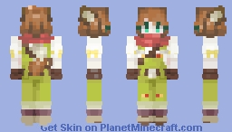 Mia Minecraft Skin