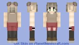 Ashley [OC] Minecraft Skin