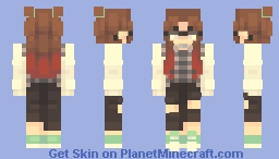 call your name Minecraft Skin