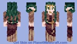 Minoor Elf Minecraft Skin