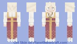 [LOTC] A Swans' dress. Minecraft Skin
