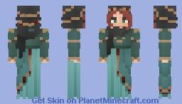 [COMMISSION] 20 𝓶𝓲𝓷𝓼 𝓫4 𝓽𝓱𝓮 𝔀𝓮𝓭𝓭𝓲𝓷𝓰!! Minecraft Skin