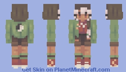 nothing new - rce Minecraft Skin
