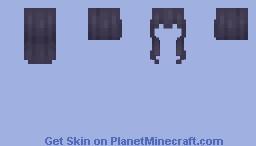 hair Minecraft Skin