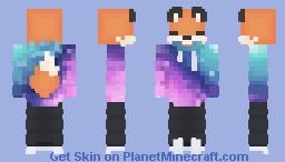 CoSMoKitsune_ Minecraft Skin
