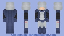 Raven - Rachel Roth : Requested Minecraft Skin