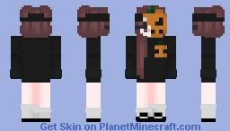 hallowen pumpkin / vg Minecraft Skin