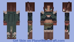 furry confirmed [p] Minecraft Skin