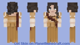 older mary Minecraft Skin