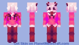 + Selever + Minecraft Skin