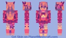*. ᵗⁱᵐᵉ'ˢ ᵘᵖ, ᵍⁱᵛᵉ ᵐᵉ ʸᵒᵘʳ ʷⁱˢʰˡⁱˢᵗ .* Minecraft Skin