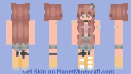 ~=Nature vibe=~ Minecraft Skin