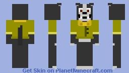 Doug the Dog Redesign Minecraft Skin