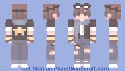 welcome to the internet Minecraft Skin