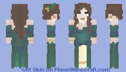 ~Madame le Paon~ Minecraft Skin
