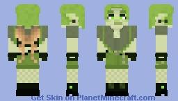 Juno Minecraft Skin