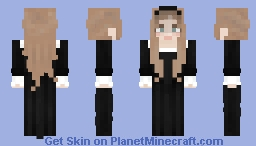 [LOTC] The Countess in Mourning. Minecraft Skin
