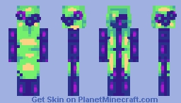 if only you knew how misery loved me - pce Minecraft Skin