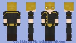 Ray Terrill | The Ray - CW Minecraft Skin