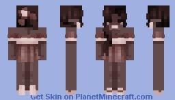 Free Time Minecraft Skin