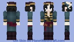 lady pirate Minecraft Skin